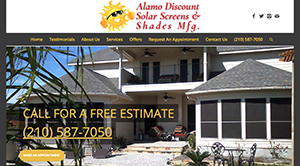 Alamo Solar Screens & Shades