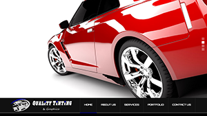 Quality Tinting & Graphics